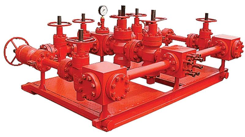 Tiger-Drilling-Manifold